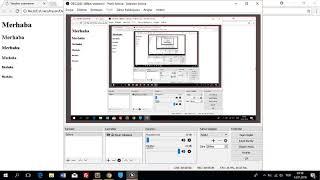 html'e giriş ders #1