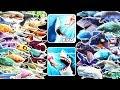 Hungry Shark Evolution vs World - All 41 Sharks Unlocked (Buzz)