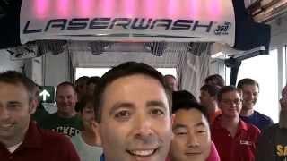 PDQ Manufacturing - Ice Bucket Challenge with LaserWash