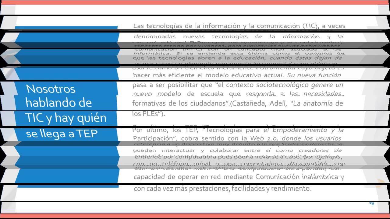 Modulo 4. Uso Efectivo de las Herramientas Web 2.0 en la Escuela ...