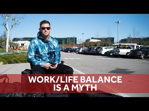 Work/Life Balance Is A Myth | Chase Jarvis RAW