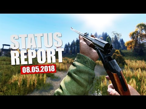 ◤ ROAD TO BETA! Status Report 08.05.2018 | DAYZ 0.63 | German Info - Ricoo