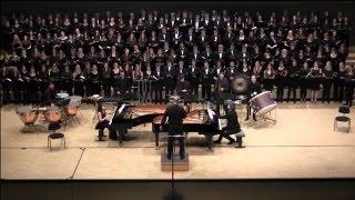 Carmina Burana Universitätschor Augsburg (Fassung für Klavier und Schlagwerk / Piano and Percussion)