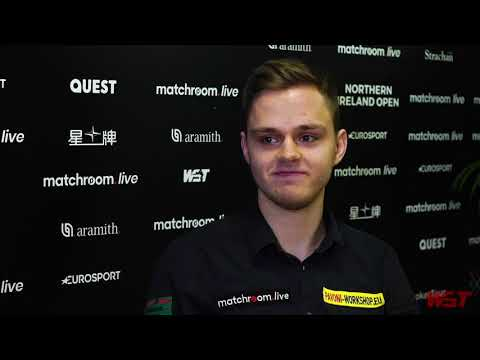 Magnificent Kleckers Ousts Selby 4-0 In Northern Ireland Open!
