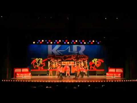 The Rage - Cuts loose 2012 (KAR)