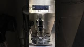 Skeleton Replacement - Delonghi Prima Donna S Deluxe test 1552