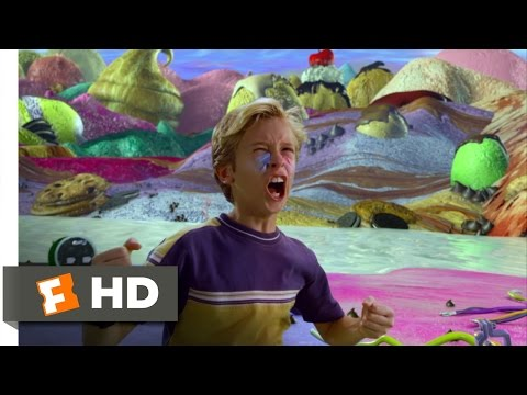 Sharkboy and Lavagirl 3-D (8/12) Movie CLIP - Plug Hounds (2005) HD