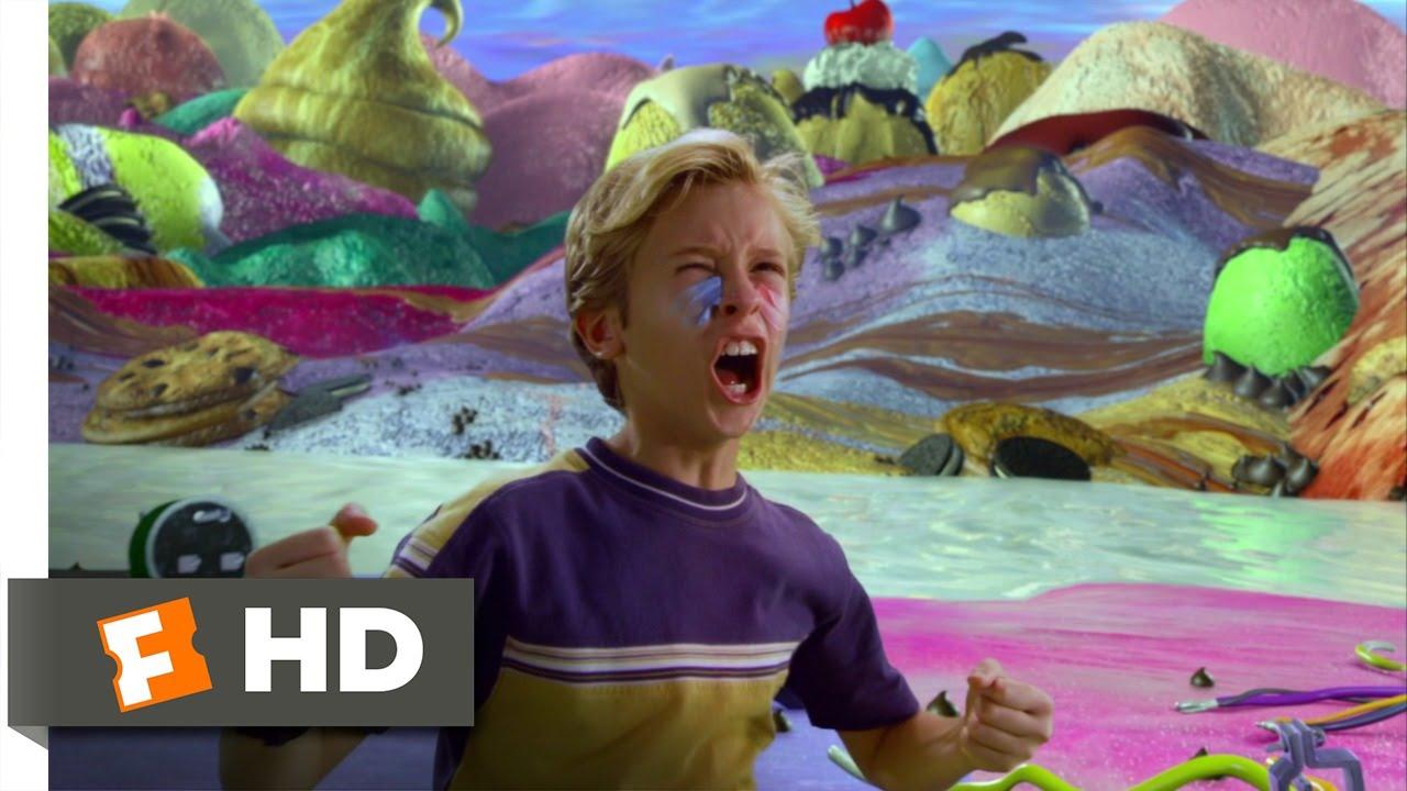 Sharkboy And Lavagirl 3-D 812 Movie Clip - Plug Hounds