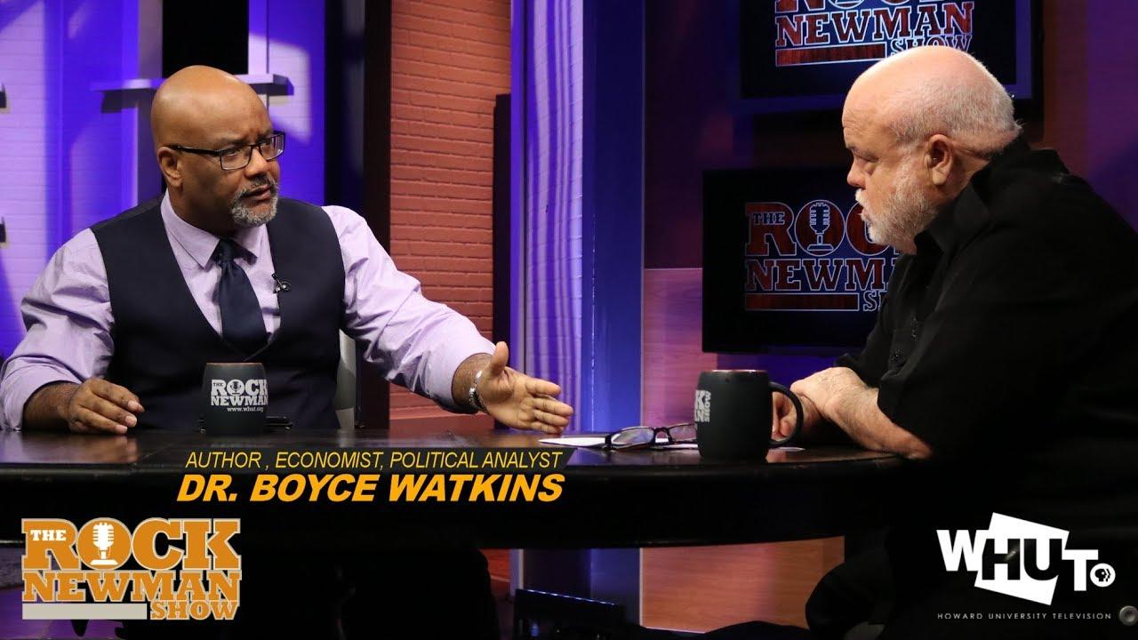 Boyce Watkins on The Rock Newman Show