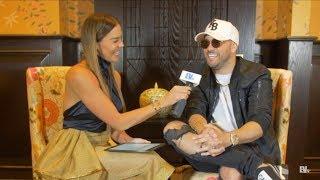 Entrevista Exclusiva con el reggaetonero Valentino - Noticias Chic al Día - EVTV 11/16/18 S5