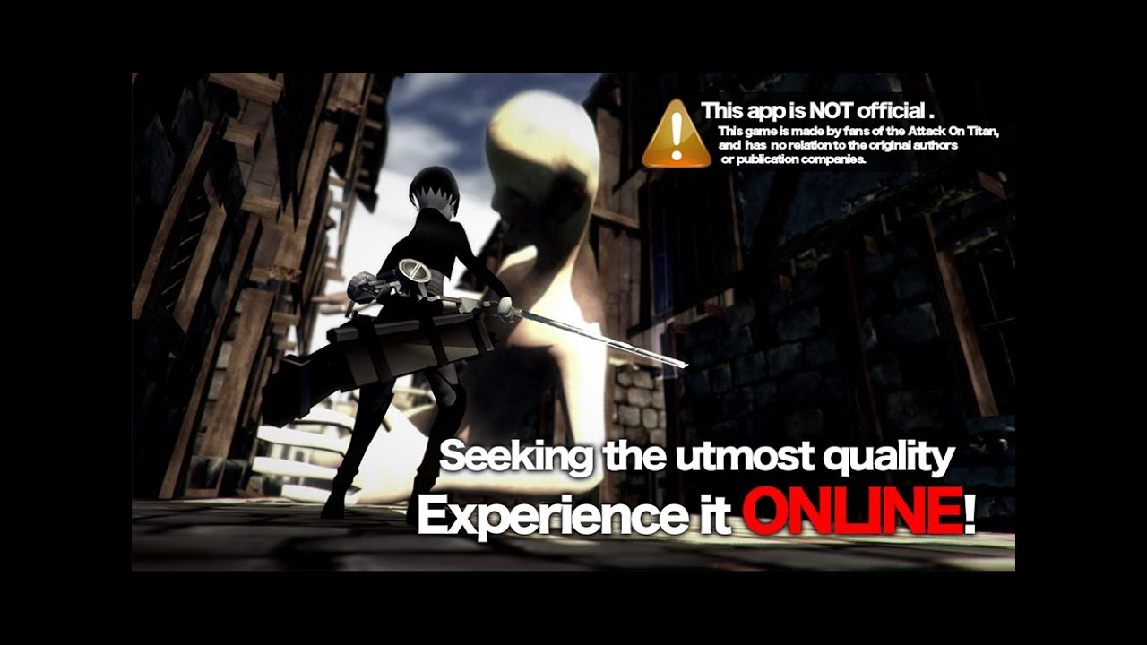 Intro to Attack on Battlefield Online - YouTube