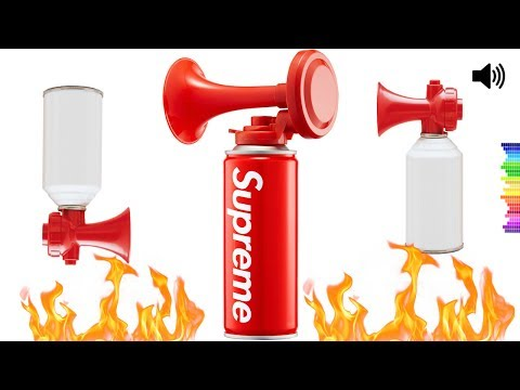 Best DJ Air Horn Sound Effect // Top Best Quality // (Bekarino) FREE!!!