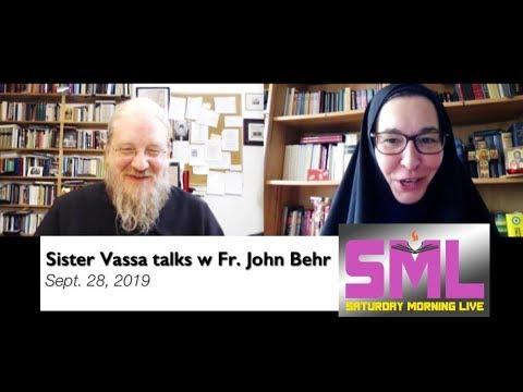 Interview w Fr. John Behr: