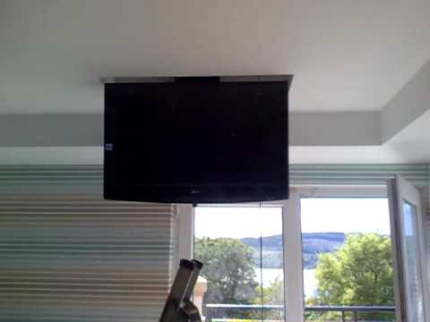 Bedroom Tv Ceiling Drop Bracket Kingspoint Helensburgh