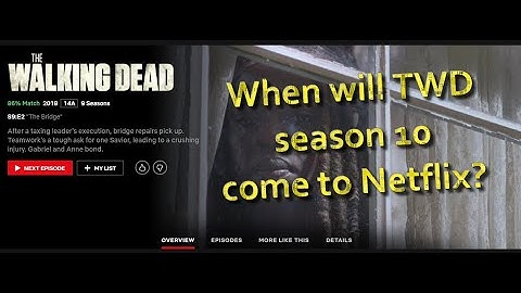 Netflix Walking Dead Staffel 7 Netflix