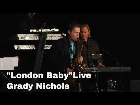 Smooth Jazz Saxophone Grady Nichols performs
