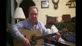 """An Old Christmas Card"" by Jim Reeves (Cover)"
