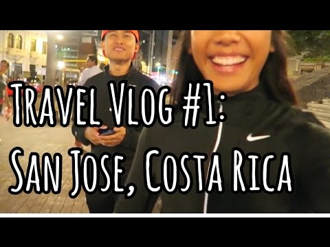 DAY IN THE CITY OF SAN JOSE! | Costa Rica Travel Vlog