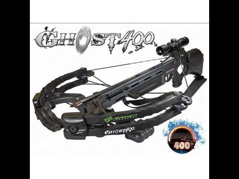 Review of the Ghost 400 from Barnett Crossbows