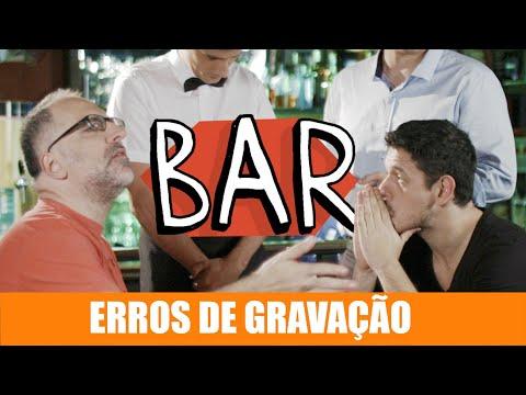 Erros de Gravação – Bar