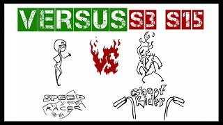 VERSUS | Speed racer vs Ghost Rider