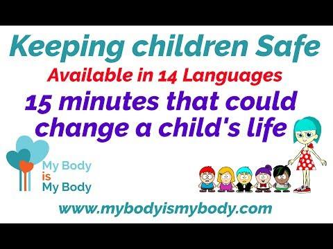 My Body Is My Body (Full Programme) Musical Child Abuse Prevention http://www.mybodyismybody.com
