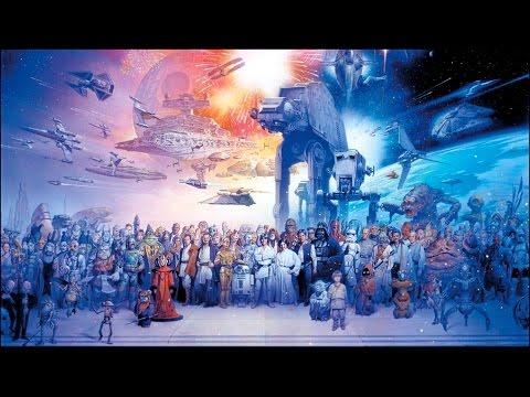 Star Wars - Epic Battle Mix