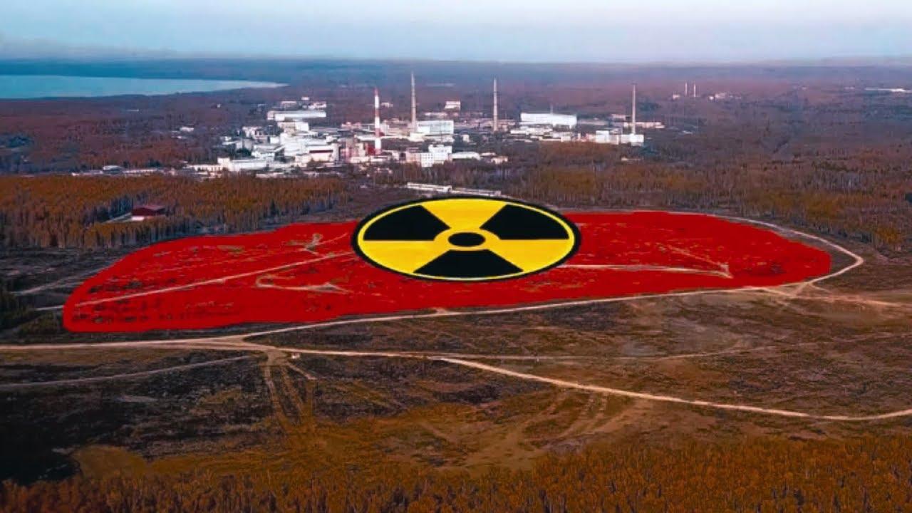 Топ 10 самых радиоактивных мест на Земле [Plushkin]