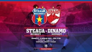 Steaua Bucuresti - Dinamo Bucuresti