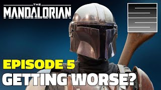The Mandalorian Episode 5 Review / Reaction And Easter Eggs!