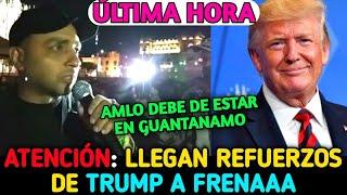 ⚠️ATENCIÓN! Llegan Refuerzos EXTRANJEROS a FRENAA Hoy! BETO ALFA NOTICIAS