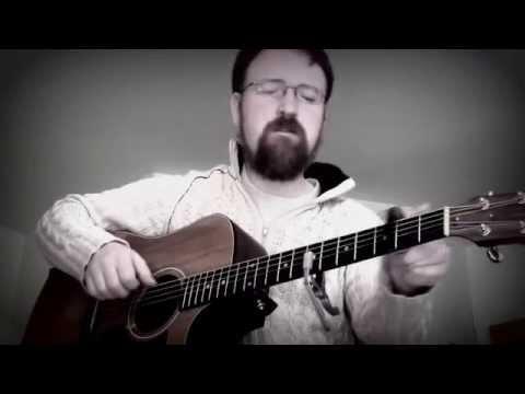 Hidin Away - Original Folk Song with 2 capos