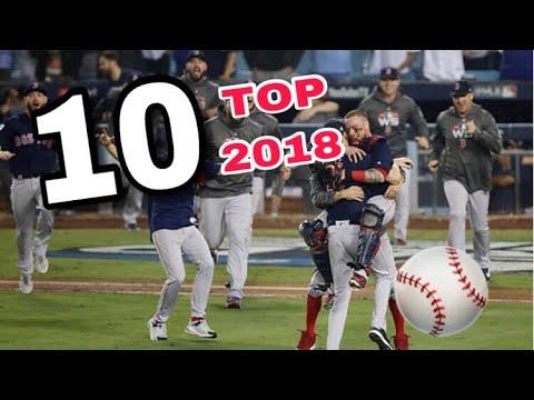 Top 10 MLB Players 2018