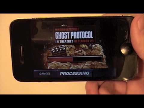 Action Movie FX iPhone app
