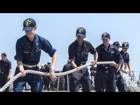 Navy Birthday Message From U.S. Naval Forces Europe-Africa