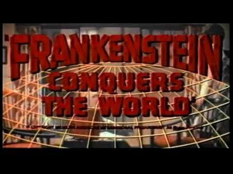 Trailer do filme Frankenstein Conquers the World