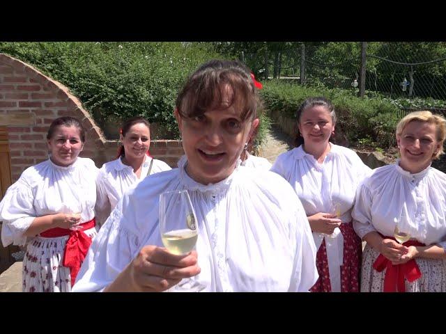 Píseň - jiná forma vína aneb Mužské sbory a víno