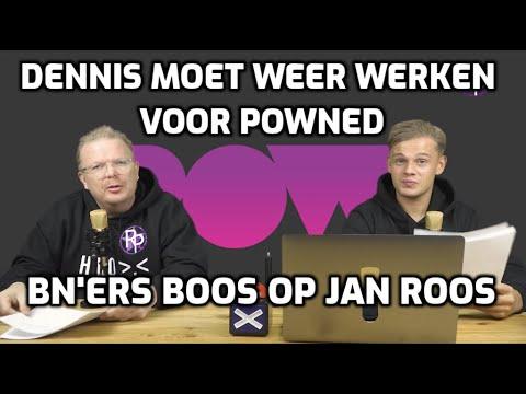Dennis helemaal klaar met PowNed & BN?ers boos op Jan Roos | RoddelPraat #25