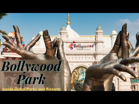 Dubai Parks and Resorts 2019(Bollywood Park)