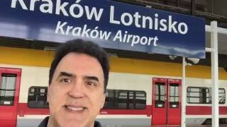 New Krakow International Train Station (HJRR) Direct Access to/from Old Town