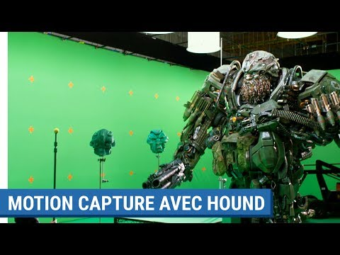 TRANSFORMERS : THE LAST KNIGHT - Motion capture avec Hound (VOST)