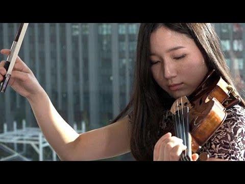 バイオリニスト鈴木愛理 ドイツで磨く芸術