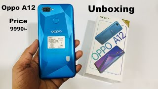 Oppo A12 Unboxing and Full phone specifications