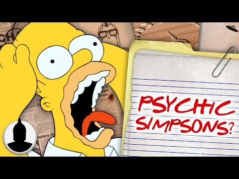 Can The Simpsons Tell The Future?! - Cartoon Conspiracy (Ep 191) | Channel Frederator