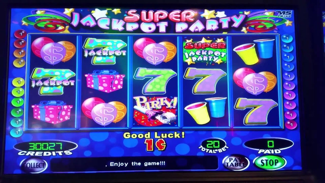 Party Bonus Slot