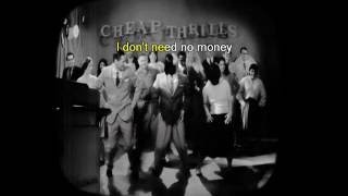 Скачать Sia Cheap Thrills Ft Sean Paul Karaoke Version