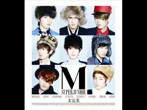 110225 SJM SUPER JUNIOR-M Off my mind 表白