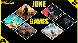 Not The Top Games of June 2020 - Maybe Fun Though Series