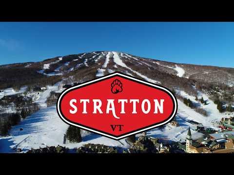Stratton Mountain Resort 2017-18 Season Stoke - Ski Vermont