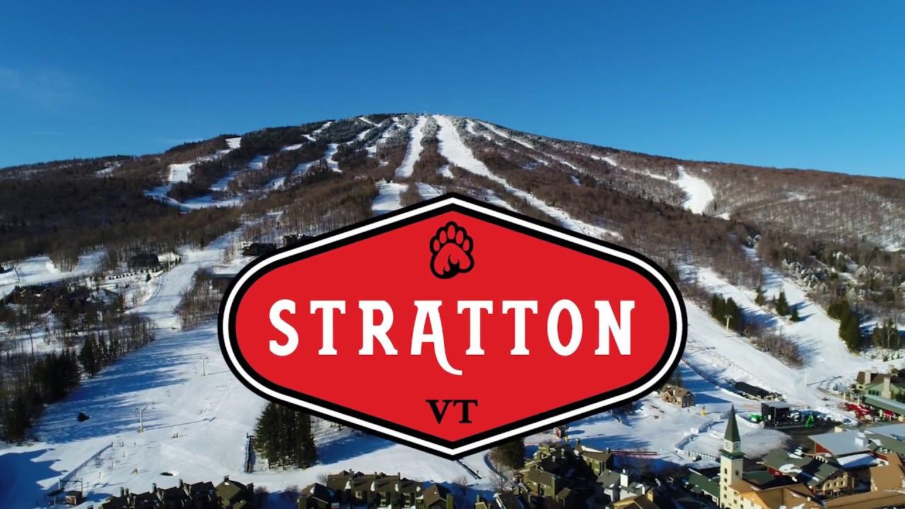 stratton mountain resort 2017-18 season stoke - ski vermont - youtube